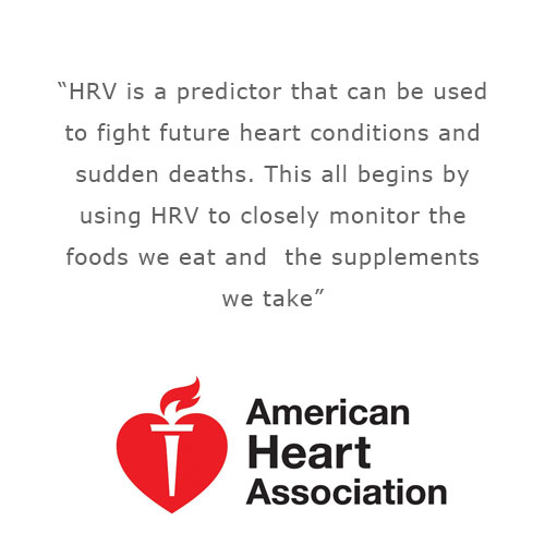 American heart association approves of hrv