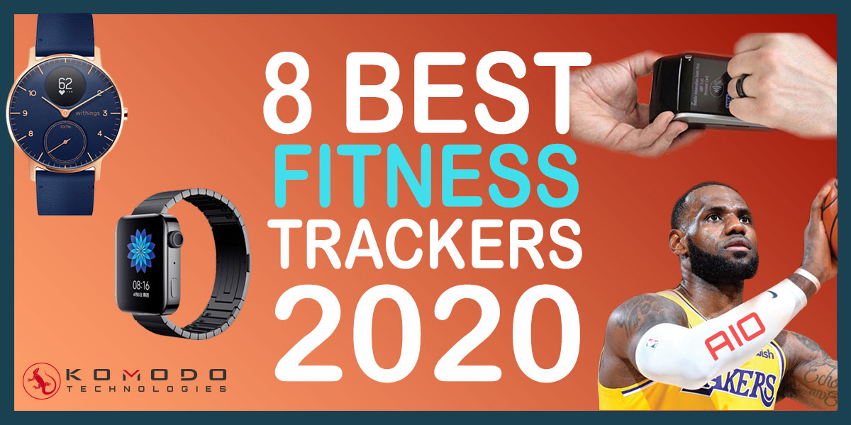 8 Best Fitness Trackers Wearables What S The Best Tracker In 2020